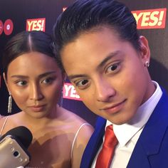 (9) KathNiel on the cover of YES! 100 Most Beautiful Stars 2017. #memes