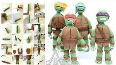 Teenage Mutant Ninja Turtle Topper