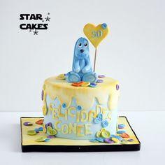 tarta conejito  síguenos en https://www.facebook.com/starcakes.es