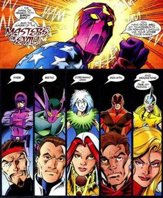 The Thunderbolts is one of my favorite comic collections. I love the idea of criminals trying to make good and struggle to be seen as Heroes.