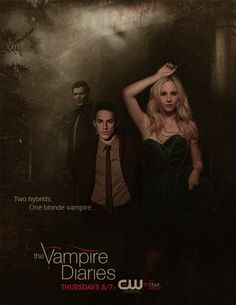 the vampire diaries klaus caroline tyler - the-vampire-diaries Photo