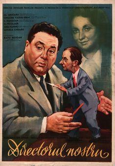 Directorul Nostru/1955 Common People, Time Magazine, His Hands, Powerful Women, Scandal, Cool Things To Make, Ramadan, Virginia, Comedy