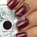 Gelish My Forbidden Love Swatch