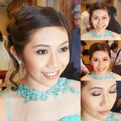 Bridal entourage for @sweetvinelda's wedding. #MakeupByAimeeG #BridalMakeup #Bridalparty #WeddingsPh #Bridesmaid Hair by @khylelimino  #makeupartistph #makeupartist #hmua #hmuaph #mua #muaph #makeup #hairstylist #hair #beauty #fashion #glam For bookings: 091789-AIMEE (24633) | VIBER09473370558 by makeupbyaimeeg