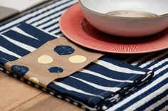 Polka dots, stripes, blush, zig zags, gold....Limelife Photography for Valley & Co.