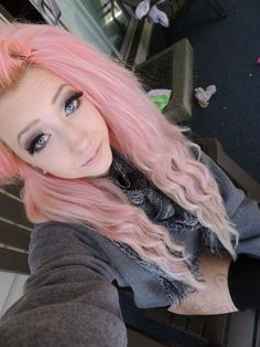 This is the colour i want next, i know i have the lilac now so i might wait awhile, so yeah.