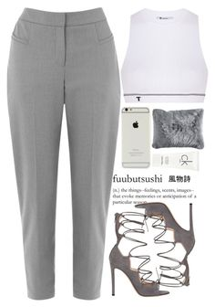 """""""...."""" by lisaaaaaaaaaaa ❤ liked on Polyvore featuring Oasis, Gianvito Rossi, T By Alexander Wang, Calvin Klein and Pier 1 Imports"""