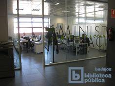 """Biblioteca Pública del Estado """"Bartolomé J. Gallardo"""" en Badajoz"""