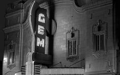 Gem Theater in the Jazz District of Kansas City, Missouri. Zippertravel.com Digital Edition