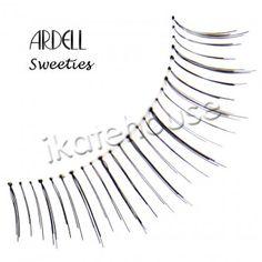 Ardell Invisiband Eyelashes #Sweeties Ardell Eyelashes, Fashion Jewelry, Cosmetics, Makeup, Beauty, Maquillaje, Beleza, Maquiagem, Beauty Products