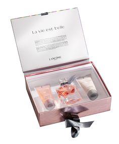 Weihnachts-Geschenkbox von Lancôme