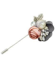 Broche en forma de flores Lover