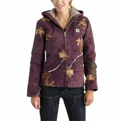 66973845ac8d9 Carhartt Women s Camo Sierra Jacket at Tractor Supply Co.