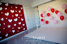 valentine's day photo idea | diy valentine's day photo shoot | san francisco valentine's day family photographer | Brooke Bryand Photography