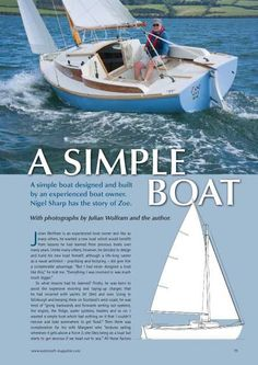 A Simple Boat