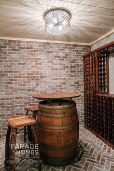 Awesome wine cellar - CD Construction #1