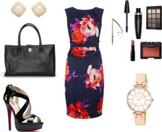 """""""Office Outfit"""" by britlover on Polyvore"""