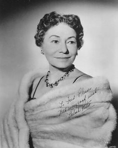 The very wonderful Thelma Ritter.  Loved watching her act alongside Doris