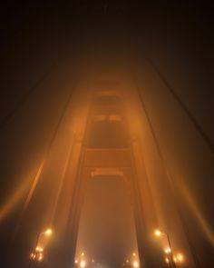 Michael Shainblum Captures The Magnificent Symphony Of Fog In The San Francisco Bay Area   #art #california #fineart #fog #landscape #landscapephotography #michaelshainblum #photography #sanfrancisco #travelphotography