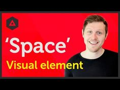 'Space' Visual element of Graphic Design / Design theory Ep6/45 [Beginners guide to Graphic Design] - YouTube