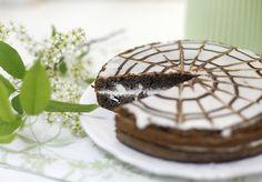 Черемуховый торт
