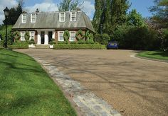 Clearstone has extensive experience providing quality work and can install a bespoke resin bound driveway and pathway that will leave you satisfied. Resin Bound Gravel, Resin Bound Driveways, Resin Driveway, Gravel Driveway, Winfield House, Driveway Resurfacing, Driveway Design, Farm Business, Listed Building