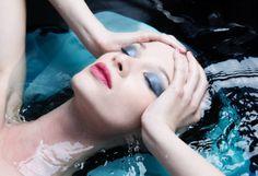 Simon Everiss Photography Sylwia Lukosz Hair & Make Up Model Maria Czarnik - Chadwick, Sydney