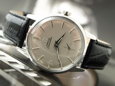 Omega Seamaster from Put This On