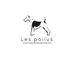 Logo Design by Jonpars for High end dog grooming company logo branding - Design #4289413
