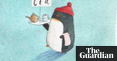 Oliver Jeffers, author and illustrator of Lost and Found and The Incredible Book Eating Boy, teaches you how to p-p-p-pick up a penguin