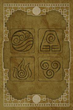Avatar Elements iPhone Wallpaper by Pixilpadaloxicopolis on DeviantArt