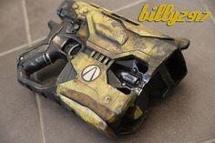 billy2917 Nerf gun mod, Borderlands gun!!!!