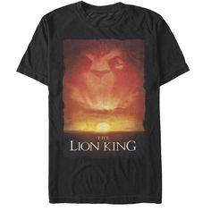 Lion King Men's - Savannah Sunset T Shirt