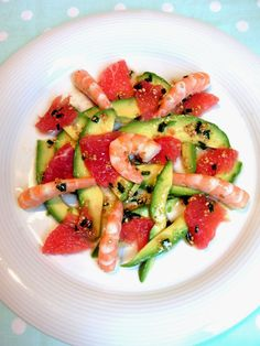 Food In French, Plats Weight Watchers, Fish And Seafood, Tuna, Pasta Salad, Entrees, Watermelon, Paleo, Brunch