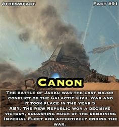 Star Wars Facts Star Wars Facts, Long Time Ago, Animation Series, Far Away, Star Trek, Victorious, Canon, Battle, Gifs