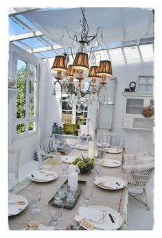 So light & airy....