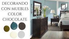 Decoración con muebles color chocolate | Ideas e inspiración