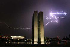 tempestade sobre o congresso Brasileiro