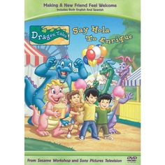 Dragon Tales - Say Hola to Enrique: This DVD includes 6 new sunny adventures based on the best-selling children's book series. Childhood Tv Shows, Childhood Movies, Picture Movie, Movie Tv, Enchanted Learning, Dragon Tales, Kids Book Series, Tales Series, Old Tv Shows