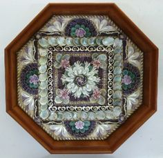 Seashell Art, Crafts & Kits - Seashells And Wood - Supplies for Shell Art & Sailors Valentiness
