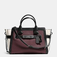 Coach Swagger With Chain in Pebble Leather Coach Purses Cheap bdf0c9fb160ca