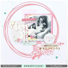 Designer @ashleylaurabu created this gorgeous layout with the #december2016 #hipkits and one of the pretty exclusive cut files!  @hipkitclub #hkcexclusives #exclusives #hipkitexclusives @pinkpaislee @paigetaylorevans #takemeaway #hipkitclub #cutfiles #silhouettecameo #papercrafting #kitclub #scrapbookingkitclub