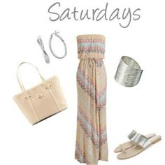 Saturday outfit? What do you think?