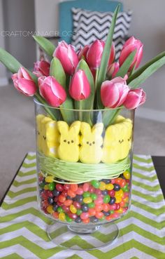 #Easter Display Arrangement - Click image to find more Holidays & Events Pinterest pins