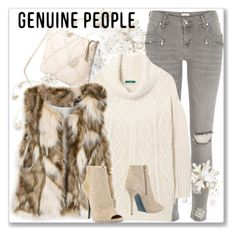 """""""GenuinePeople"""" by andrejae ❤ liked on Polyvore featuring River Island, Patrizia Pepe, women's clothing, women's fashion, women, female, woman, misses, juniors and Genuine_People"""