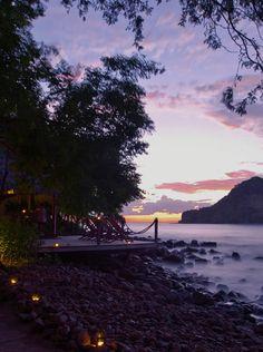 Enjoy a wellness class on the water: Nicaragua