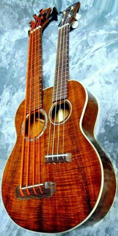 A Mac Ukulele featuring a Bass and a concert. THIS IS SO AWETASTIC!!!!!!!!!