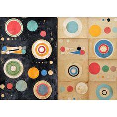 """Geometria  còsmica 2014 paper #geometricabstraction #geometric #abstractpainting #collage #artgeometric #artcontemporain #cosmic"" Photo taken by @ginagimenez on Instagram, pinned via the InstaPin iOS App! http://www.instapinapp.com (12/12/2015)"