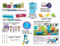 Must call to take off your order. This offer is available through Karen Giardelli only in observance of Tupperware Awareness Day! Food Storage Containers, Tupperware, Pink And Green, Day, Shopping, Business, Products, Tub, Beauty Products