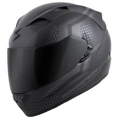 This high-end road helmet won't stop evolving, coming to you with an aggressive shape and bold ambition, the Scorpion EXO-T1200! This helmet has been develo...